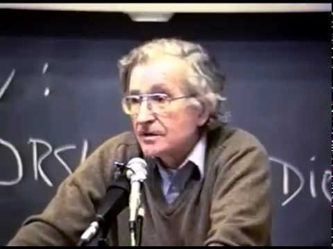 Noam Chomsky Why Marijuana is Illegal and Tobacco is Legal