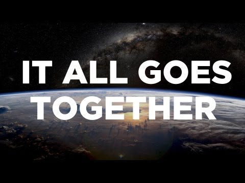 It all goes together - Alan Watts