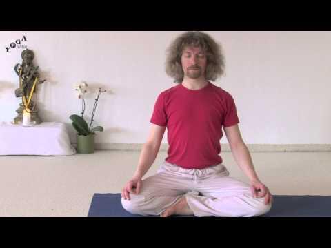 30 Minute Class - Sun Salutations, Pranayama, Meditation
