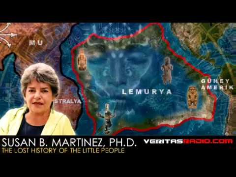 Susan B. Martinez, Ph.D.  | The Lost History of the Little People | Segment 1 of 2