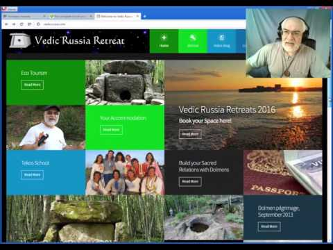 Vedic Russia spiritual retreat - welcome!