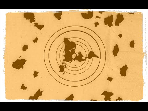 1000 year old Flat Earth map? by Chris and Sheree Geo