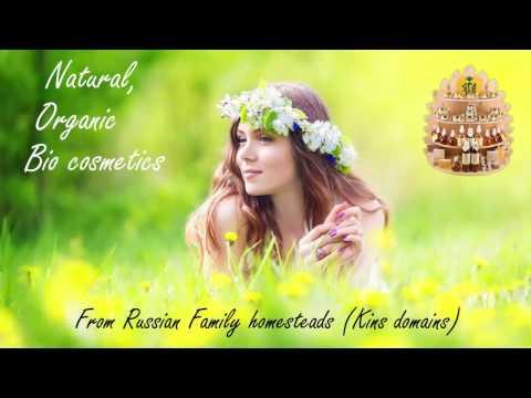 Handmade bio cosmetics from Russian family homestead