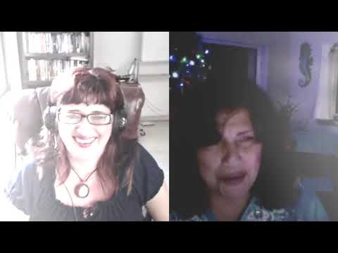 Druanna & Patricia Cori's Talk on her book The New Sirian Revelations and Parallel Realities