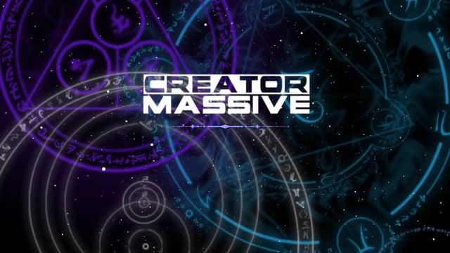 CREATOR MASSIVE - ALCHEMY (IT'S ALL A GAME)