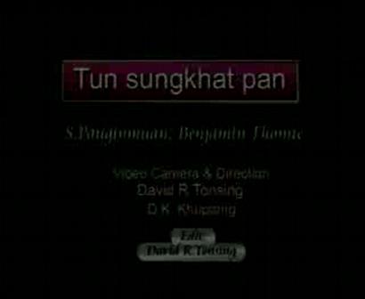 Benjamin Thomte, S. Pauginmuan & Niangboi - Tunsung Khat Pan