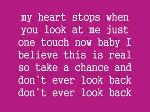 katy perry- teenage dream (lyrics)