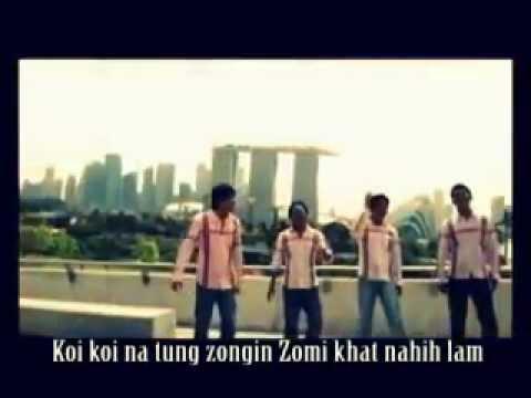 Zomi Khat Na Hi - stephen vocal band
