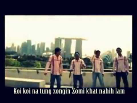 Zomi Khat Na Hi - stephen vocal band
