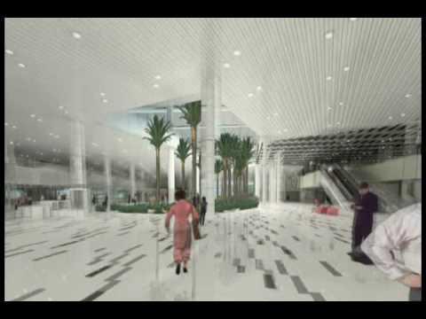 Naypyitaw International Airport Project
