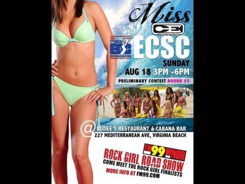 Miss ECSC Round 5 Rudee's 2013
