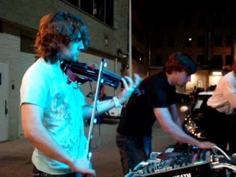 DJ Manifesto Electri Violin / DJ Show