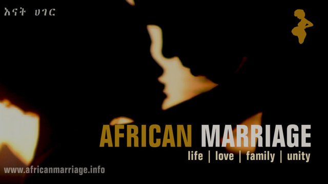 African Marriage Customs