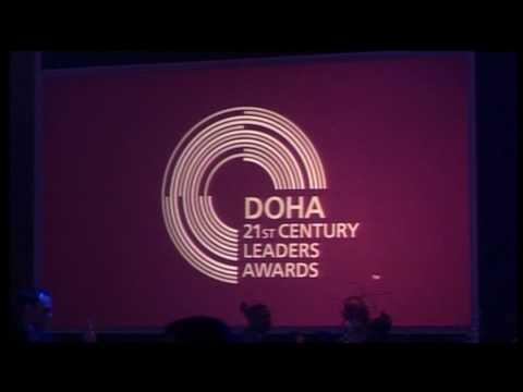 Doha 21st Century Leaders Awards