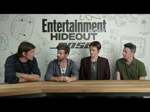 Josh Hartnett and 'Penny Dreadful' Cast Talk Wigs