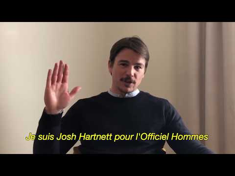Meet Josh Hartnett - L'OFFICIEL