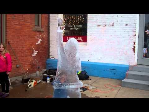 Ice Art Festival with David Rothstein