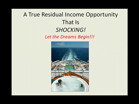 Best Residual Income Opportunity, WOW!!!