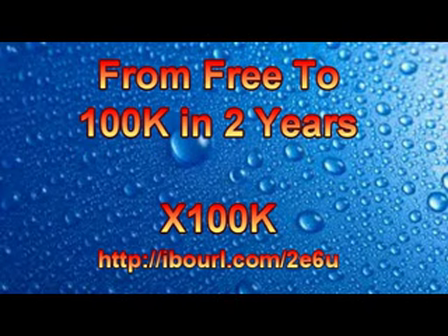 From Free To 100K within 2 Years!