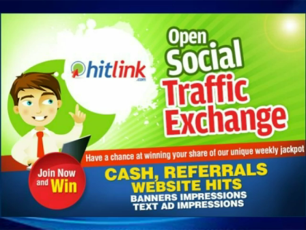 New HitList Social Traffic Exchange Review.