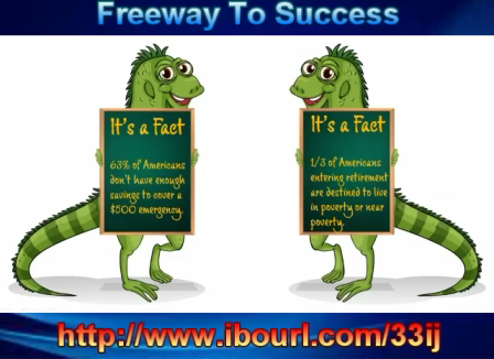 Freeway To Success - 39 Down Line Built For You.