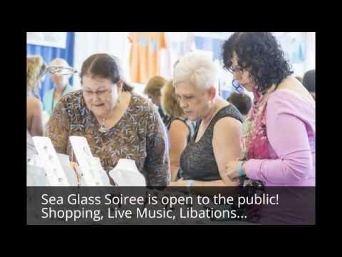 North American Sea Glass Festival Ocean City, MD August 26-27, 2016