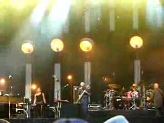 Peter Gabriel DIY(Oops! Version) MarlayPark Dublin June 2007