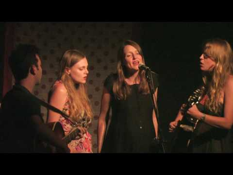 The Chapin Sisters with Harper Simon and Benmont Tench live at Largo in Los Angeles