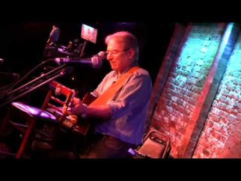 "Happy Traum ""Buckets of Rain"" at Gerdes Folk City 50th Anniversary Reunion"