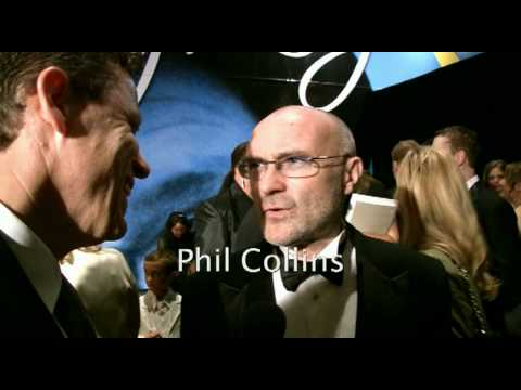 RED CARPET @ The Songwriters Hall of Fame 2010 interviews with Phil Ramone, Billy Joel, Hal David, Judy Collins, Johnny Mandel and a shout from Leonard Cohen and Phil Collins!