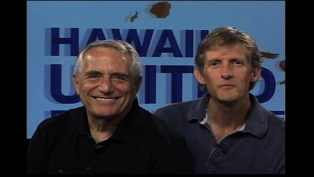 Filmmakers Dean Hamer and Joe Wilson Hopeful for Marriage Equality in Hawai'i