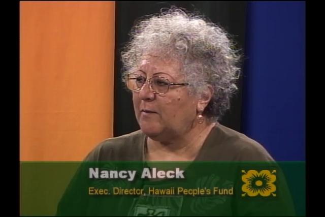 Equally Speaking: Hawaii People's Fund