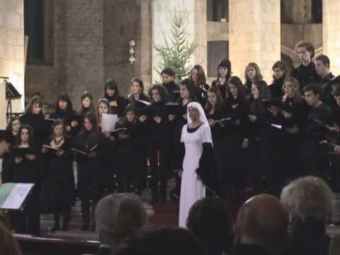 El Cant de la Sibil·la a Santa Maria del Mar