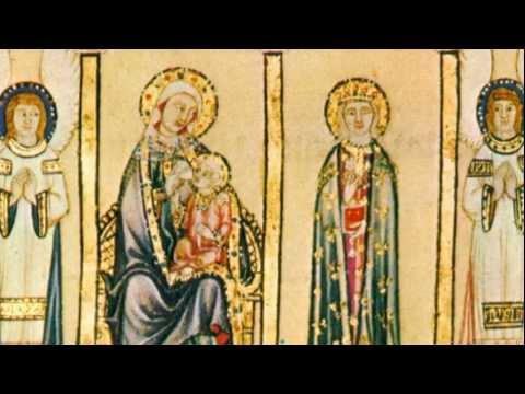 Cantiga 340 - Virgen Madre Groriosa