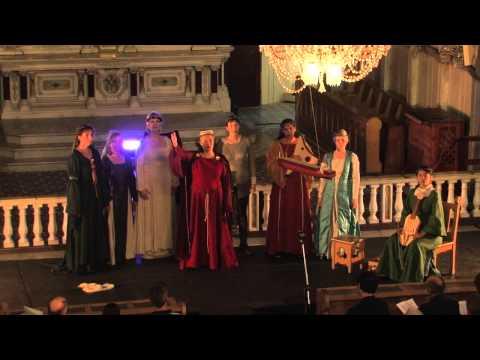 Ordo Virtutum / Ensemble Scholastica / Montréal 23.06.2012