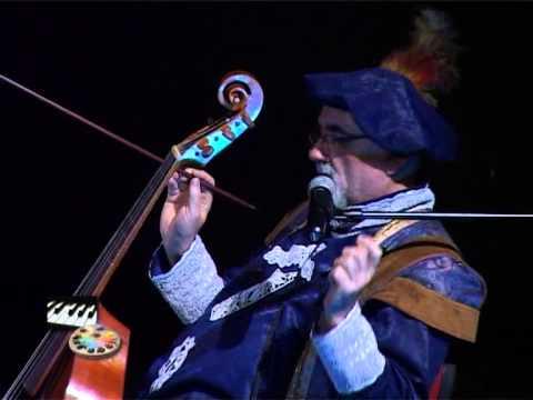 Medieval Music - Duo Continuo si Huniadi Cantores in concert la Teatrul de Arta  Deva  - Partea 1