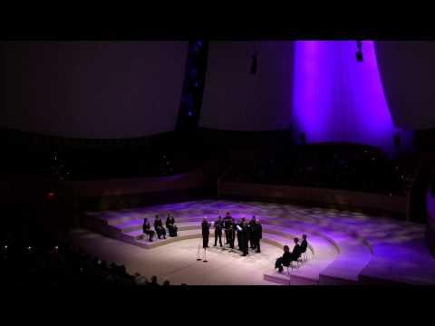 Cappella Romana in a virtual Hagia Sophia: Cherubic Hymn in Mode 1 (Χερουβικός Ύμνος)