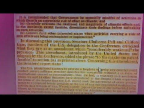 1978 Senate Bill   Weather Modification