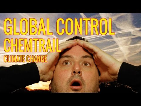 Global Control Using Chemtrail Climate Change