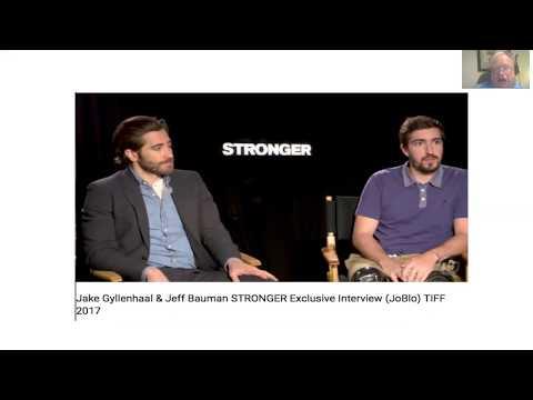 "STRONGER: Three Crisis Actors playing ""Jeff Bauman"""