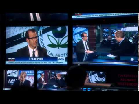 The Newsroom - Climate Change