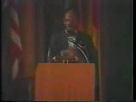 Dr. Na'im Akbar Rameses & The Divine Kingship (1989)