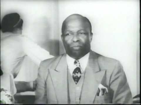 Father Divine visits Hope Farm, 1938, Part 1