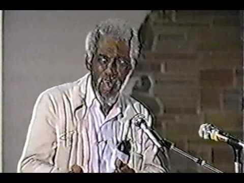 Dr. John G. Jackson - Life and Times  - pt. 1