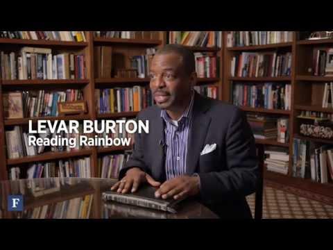 LeVar Burton: Reading Is Key To Freedom