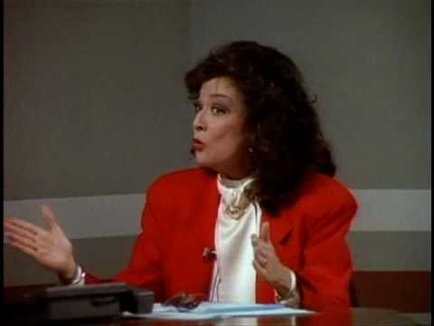 "Designing Women - Julia Sugarbaker ""The Candidate"" RIP Dixie Carter :("