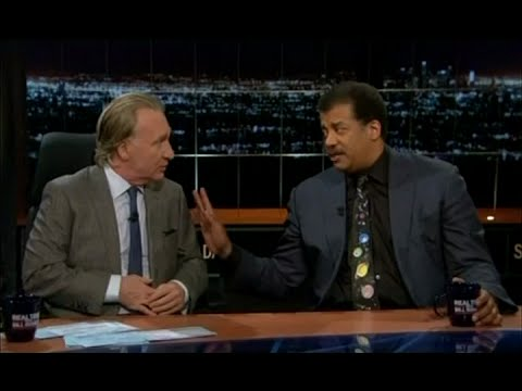 Neil Degrasse Tyson takes on anti-science Liberals - Real Time with Bill Maher