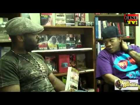 CISE TV! STYLES P BOOK INTERVIEW WITH BOOK BANDITZ.