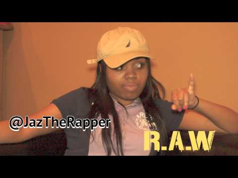 JazTheRapper Interview By Terrell Blair