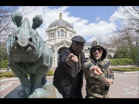 "Melle Mel and Grandmaster Caz ""Animals MCs"" | Bronx Zoo"